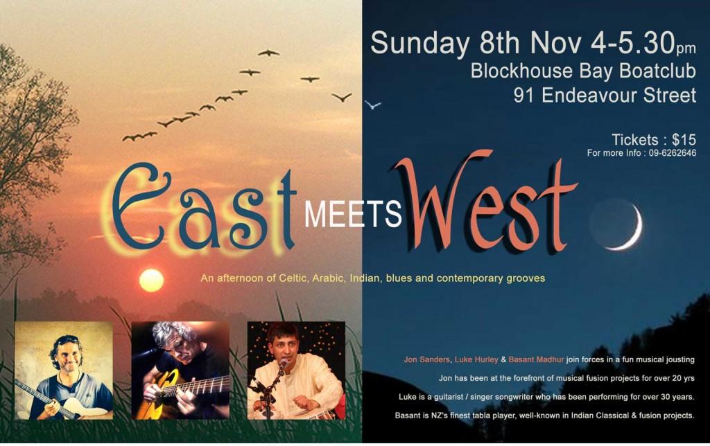 east-meets-west concert