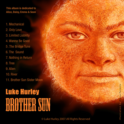 BrotherSun - Luke Hurley 2008