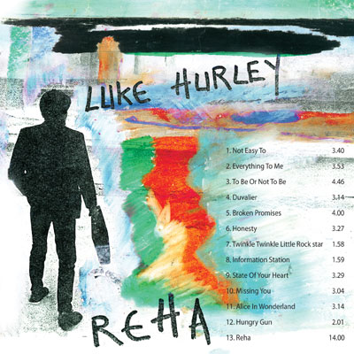 Reha 1994 album by Luke Hurley