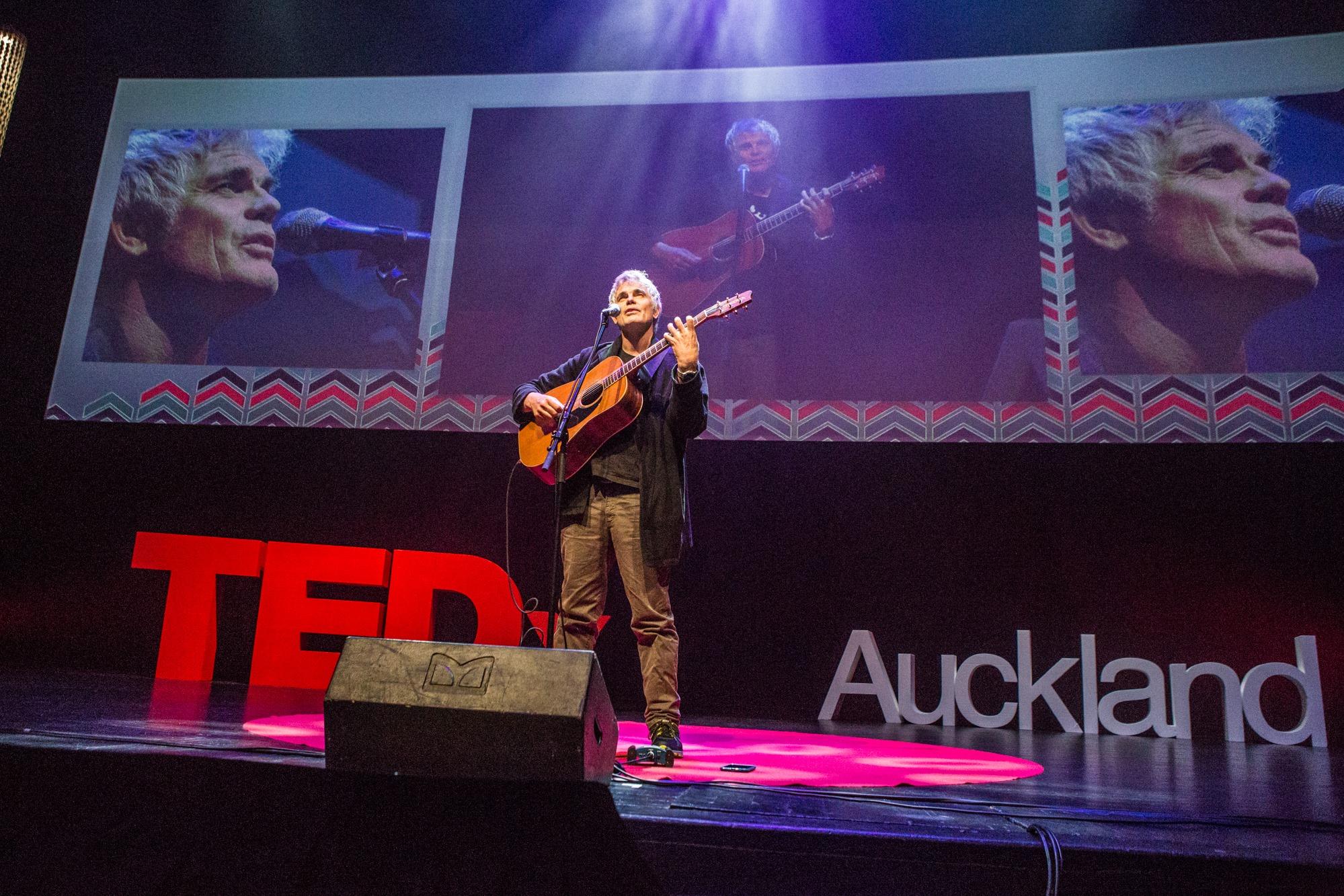Georgina Schofield Photography - Live at TEDxAuckland 2014