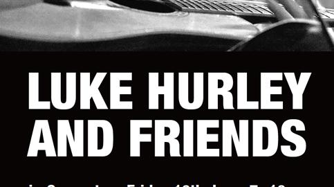 Luke Hurley Auckland Concert 10th June
