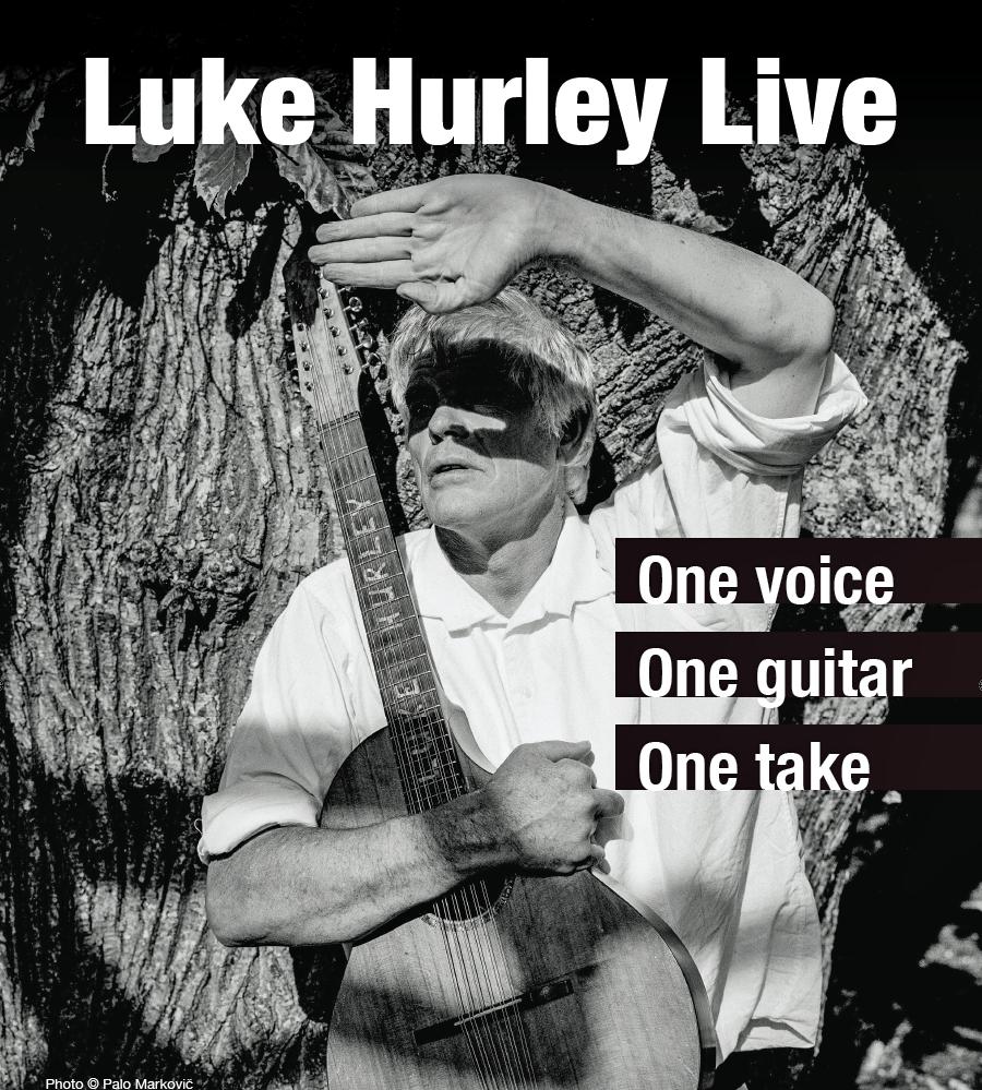 Luke Hurley LIve