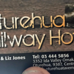Oturehua Railway Hotel