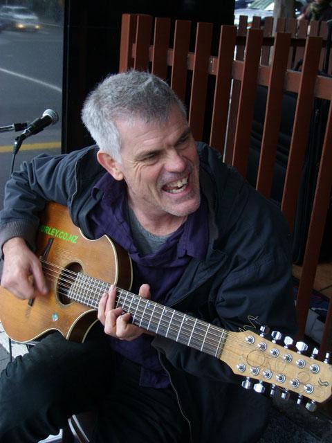 Luke in June 2010 by Alvin S.