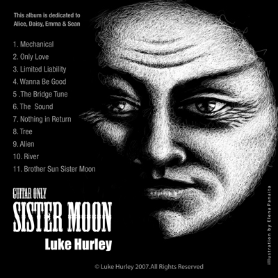 Sister Moon - Luke Hurley 2008
