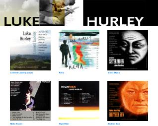 Luke Hurley music on Bandcamp
